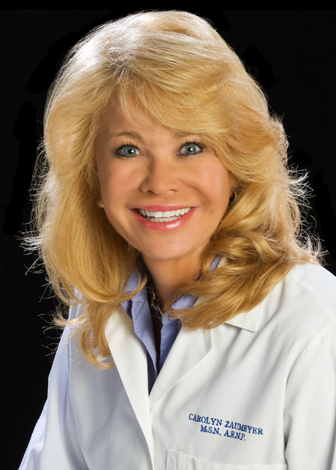 Suzanne Somers BHRT | Carolyn Zaumeyer, NP - Forever Health Practitioner