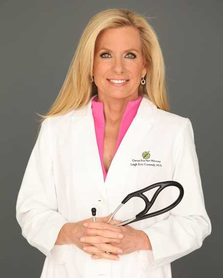 Suzanne Somers BHRT | Leigh Erin Connealy, MD - Forever Health Practitioner